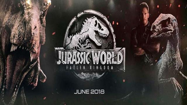 Jurassic World 2 sigue muy por debajo del debut en la taquilla de Original