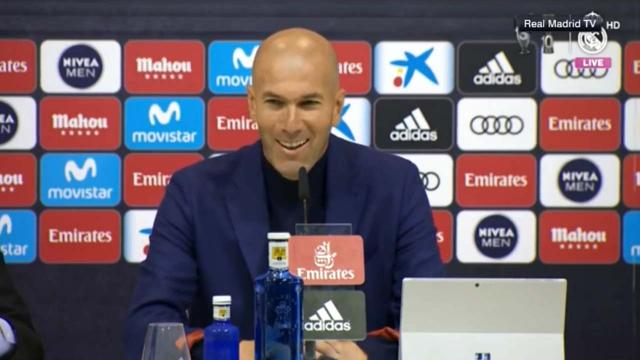 Zinedine Zidane explains his reasons for stepping down as Real Madrid manager