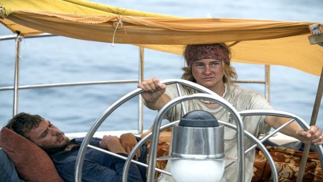 Revisión de Adrift: Demasiado romance, no suficiente supervivencia