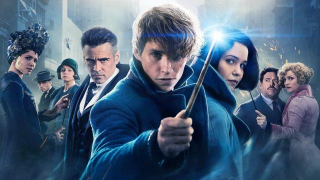 'Fantastic Beast 2' Portada del guión brinda pistas sobre Harry Potter