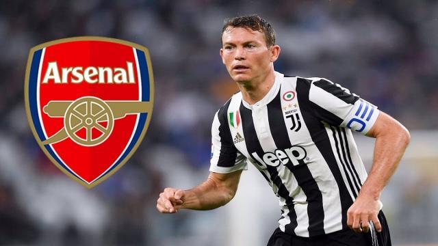 Arsenal se acerca al acuerdo de Stephan Lichtsteiner