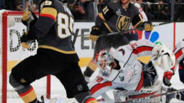 Eller, Holtby y Ovechkin ayudan a Caps a ganar Juego 2 de Stanley Cup en Vegas