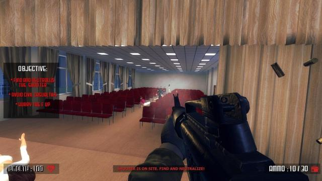 Desarrollador de juegos 'Active Shooter' está prohibido de Steam - Nuevamente