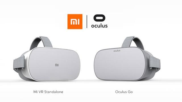 Auriculares independientes de realidad virtual Xiaomi Mi VR con pantalla de 72Hz