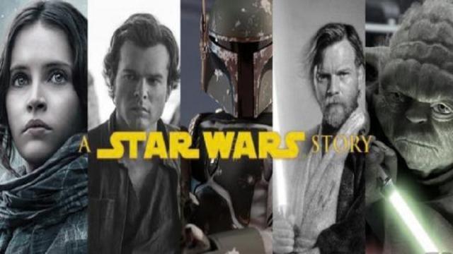 Lucasfilm debería seguir haciendo historias de antología de Star Wars