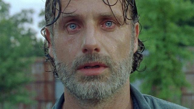 Shock: El actor de 'Rick' Andrew Lincoln anuncia una triste noticia