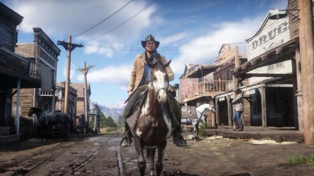 Red Dead Redemption II: Traerá un nuevo DLC a su apertura