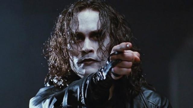 'The Crow-Remake' está en problemas