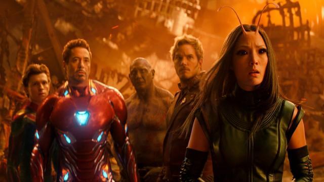 'Avengers Infinity War' y 'Deadpool 2' tienen grandes éxitos en taquilla
