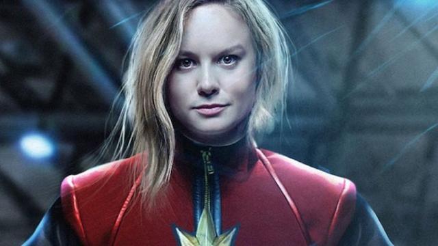 'Captain Marvel' se estrenará en marzo 2019