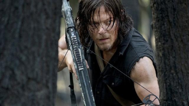 Daryl tomará la delantera de la Temporada 9 en 'The Walking Dead'
