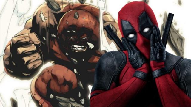 Juggernaut lucha coloso en New Deadpool 2 Clip