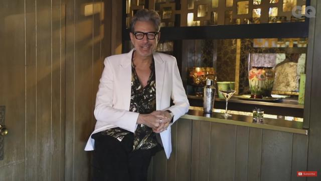 Hollywood actor Jeff Goldblum turning to music