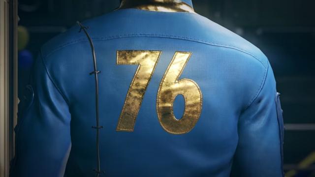E3 2018 preview: Bethesda muestra 'Fallout 76' y algo más