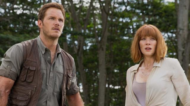 Jurassic Wolrd 2: Los controvertidos tacones altos están de vuelta