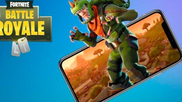 Fortnite Mobile agrega una función muy necesaria para los jugadores