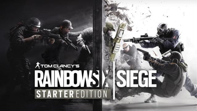Los operadores de 'Rainbow Six' ahora también existen en Ghost Recon
