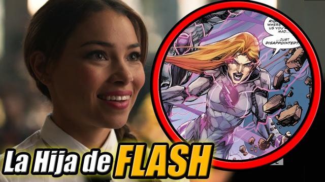 The Flash: Barry Allen puede ser abuelo de Nora
