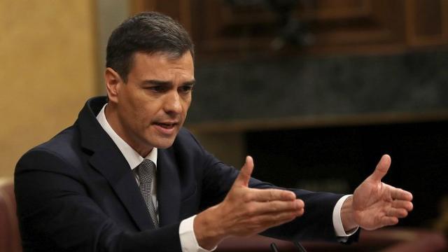 Pedro Sánchez es el nuevo presidente del gobierno de España