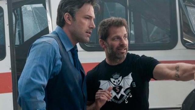 Afortunadamente, Zack Snyder regresará pronto al cine