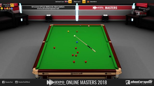 The 2018 National Snooker Expo was a great success