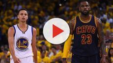 Warriors derrotan con polémica a los Cavs, en el Juego 1 de las NBA Finals