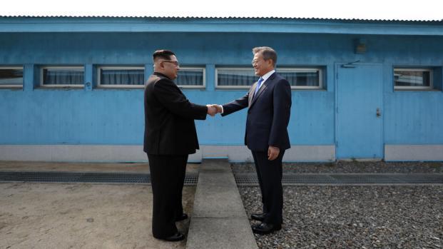 Politica Estera: sembra che ci sia una svolta fra le due Coree