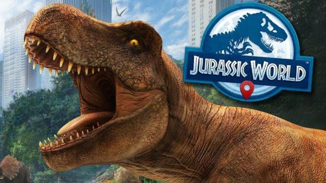 Jurassic World Alive Now: Ahora los dinosaurios está cazando en Pokémon GO.