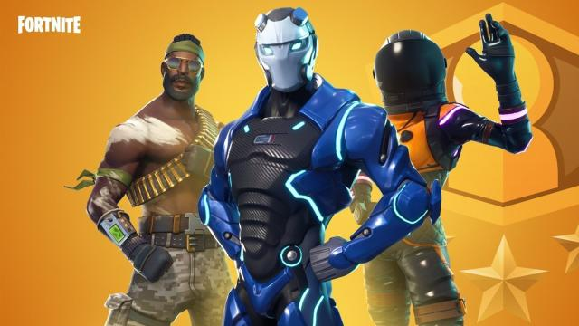 Fortnite: Trae de vuelta Blitz Showdown