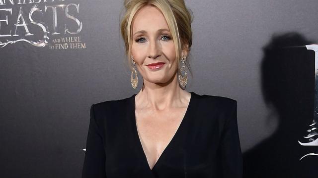 JK Rowling ya está escribiendo 'Bestias fantásticas 3'