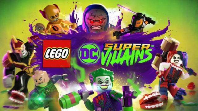 LEGO DC Super-Villains traerá el boxeo en octubre