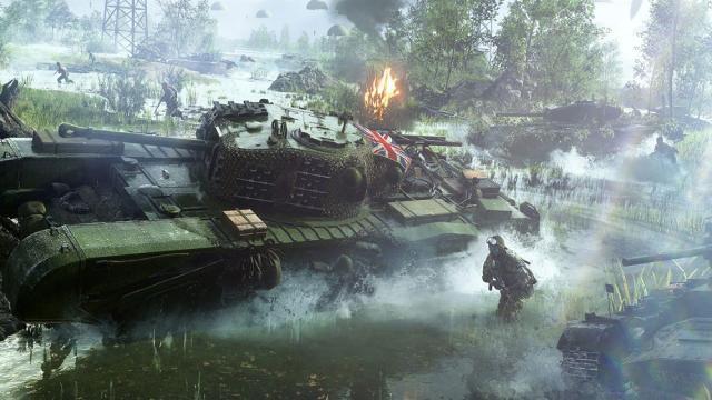 Battlefield V será el título más inmersivo en la franquicia