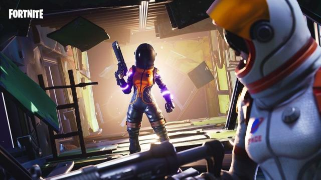 Fortnite se revela gradualmente en Switch