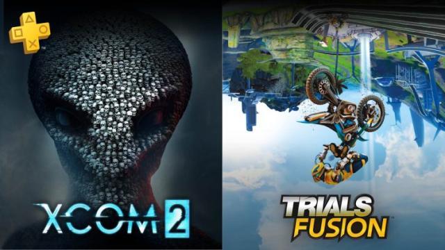 Los títulos gratuitos de PlayStation Plus incluye a XCOM