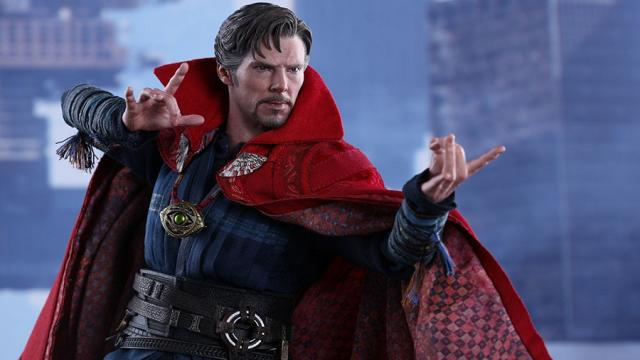 Doctor Strange Should Be Spider-Man 2 Big MCU Cameo