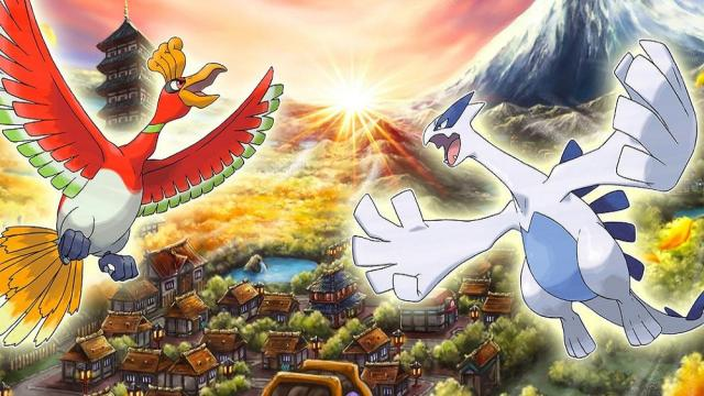 Pokemon Gold y Silver, revelan nueva demo para Nitendo