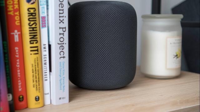 Apple acaba de lanzar la primera actualización de software para HomePod