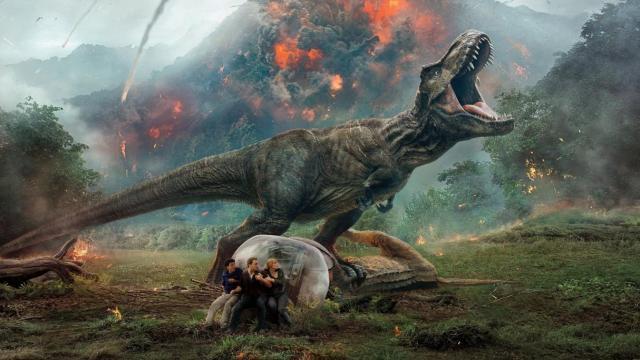 'Jurassic Wolrd 2' Tiene buenos pronósticos pero no los mejores