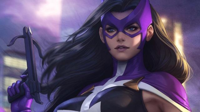 Black Canary y Huntress debutarán en Birds of Prey de DC