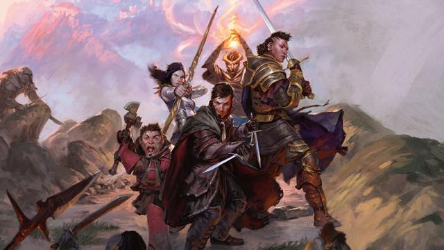 Dungeons and Dragons presenta una nueva historia