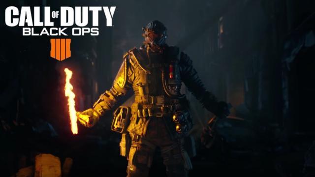Call of Duty: Black Ops 4 Blackout se probara por primera vez
