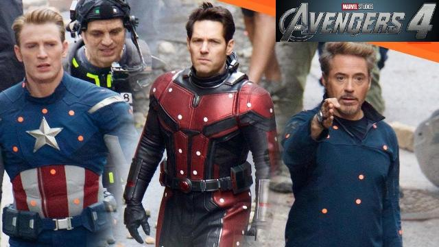 Todos los Spoilers Avengers 4 Actores han revelado accidentalmente