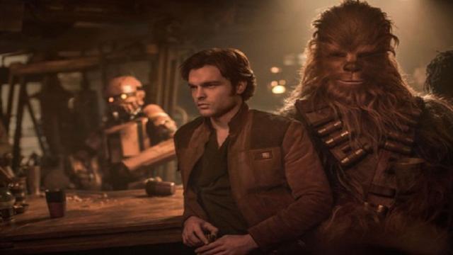 Han Solo está dando un gran paso en la taquilla este fin de semana
