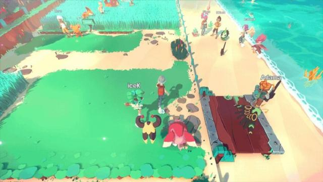 Temtem - RPG inspirado en Pokémon con multijugador