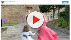 Video: Alessia Marcuzzi scatenata al matrimonio del suo ex Simone Inzaghi