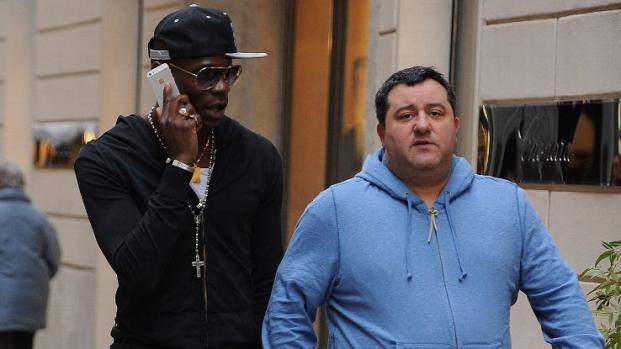 Mino Raiola place une option sur l'ASM pour Mario Balotelli