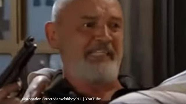 'Coronation Street's' Pat Phelan came to a gory end
