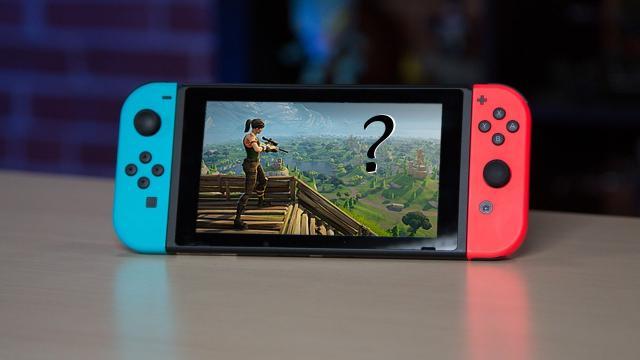 E3 Leak: 'Fortnite' llega al conmutador de Nintendo