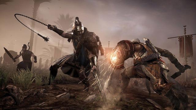 Por honor: Ubisoft sugiere un cruce con Assassin's Creed