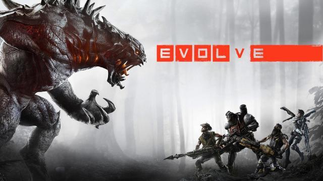Etapa 2 de Evolve: la versión de Free2Play se suspenderá en septiembre.